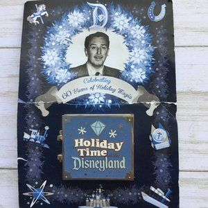 DISNEY PIN HOLIDAY TIME AT DISNEYLAND WALT WITH CH